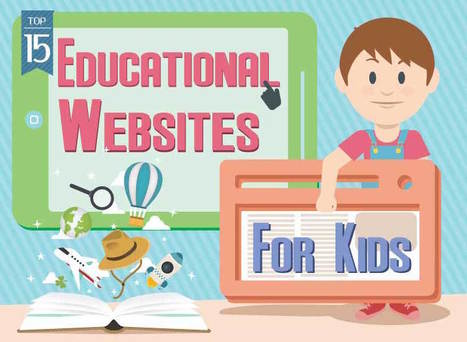 [Infographic] Best Educational Websites For Kids | TICs para Docencia y Aprendizaje | Scoop.it