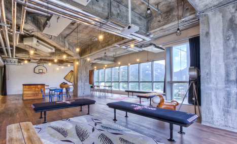 Lane Crawford's new headquarters in Hong Kong... | Raw and Real Interior Design | Scoop.it