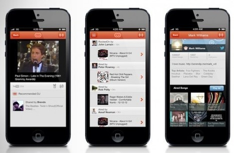 Serendip Launches iOS App to Bring Music Discovery Engine to the iPhone | MUSIC:ENTER | Scoop.it