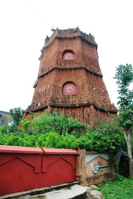 BENIN. Porto-Novo héritage culturels sites touristiques, abessan kpakliyaou par design7   Archicaine   Sélection de projets   Scoop.it