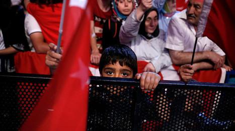 CNA: La Deriva Autoritaria de Erdogan en Cifras y Hechos | La R-Evolución de ARMAK | Scoop.it