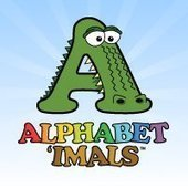 Alphabetimals | Supporting Children's Literacy | Scoop.it