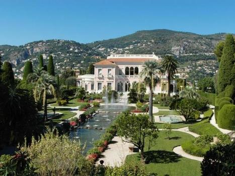 Best to See on the Côte d'Azur: Villa Ephrussi de Rothschild in Saint ... | Saint-Jean-Cap-Ferrat (English posts) | Scoop.it
