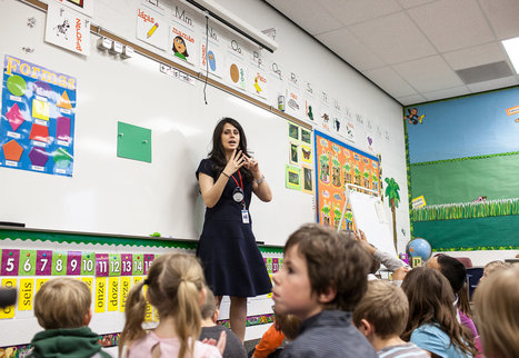 Language Programs Flower in Utah's Schools | Dual Language Education | Scoop.it