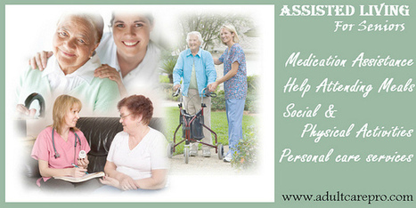 Assisted Living Placements For Seniors | Rescoops | Scoop.it