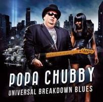 Popa Chubby back to the blues | News musique | Scoop.it