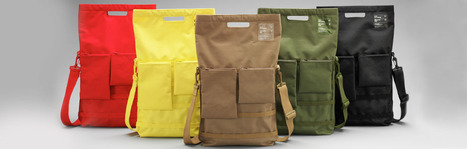 Fashion and Technology Bags Design / Unit Portables | Things to know | Scoop.it