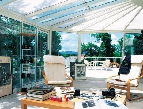 La véranda, cette pièce en plus qui change la vie... decodesign / Décoration | Décoration et aménagement : travaux dans la maison | Scoop.it