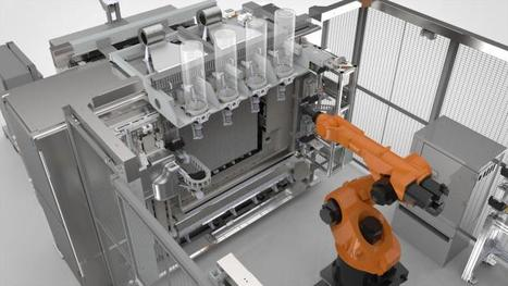 Seven Robotic Arms Lifting 3D Printing into Industrial Manufacturing. | Engineering Product Design and Development | Scoop.it