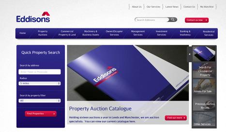 Eddisons gets a Turn Key makeover (UK/Ireland) | Corporate Identity | Scoop.it