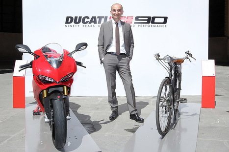 Ducati warming up for its 90th anniversary celebrations | Motorcycle Industry News | Scoop.it