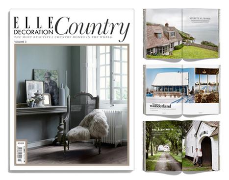 ELLE Decoration Country Volume 3 | Elle Decoration UK | Hide from your neighbour's sight Se cacher des voisins et regards indiscrets | Scoop.it