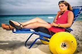 Tweet from @AccessibleBeach | Accessible Tourism | Scoop.it