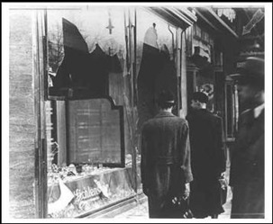 Kristallnacht | Kristallnacht – The Night of Broken Glass | Classroom and School | Scoop.it