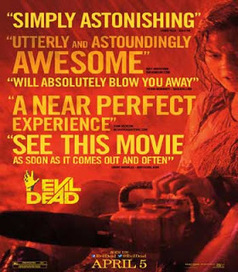 Evil Dead (2013) Movie Full Free Download - Download Free HD Movie | horror movie | Scoop.it