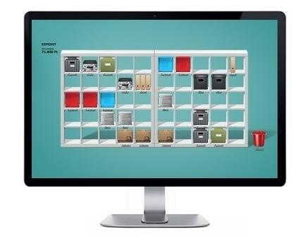 Mac 4 Ever : Quand Ikea vous aide à ranger votre bureau | Ca m'interpelle... | Scoop.it