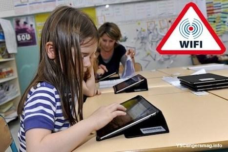 WiFi à l'école : Comment arbitrer ?   2012 International Conference on Future Computer Supported Education (FCSE 2012)   Scoop.it