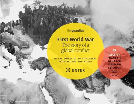 A global guide to the first world war - interactive documentary | Education | Scoop.it