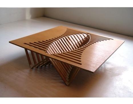 rising table   Good Designs   Scoop.it