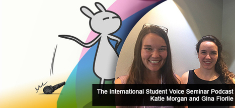 Katie Morgan and Gina Fiorile | Student Voice | Scoop.it