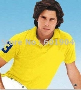 Hot Sales ! New Arrival Summer Men's Fashion Polo Cotton T Shirts Polo Shirts in Sports design Mixed Order-in Casual Shirts from Apparel & Accessories on Aliexpress.com   Men Apparels   Scoop.it