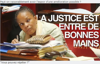 Taubira incohérente, bafouille, bug puis botte en touche #justice #France | En vrac | Scoop.it