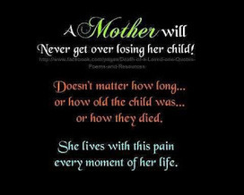 Living Without My Daughter | Living alone - grieving my only child | Scoop.it