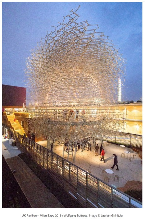 Gallery: The TOP 5 MILAN Expo Pavilions | The Architecture of the City | Scoop.it