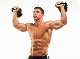 kettlebell workout, and exercises ~ FitNdays   What do you need for a home gym   Scoop.it