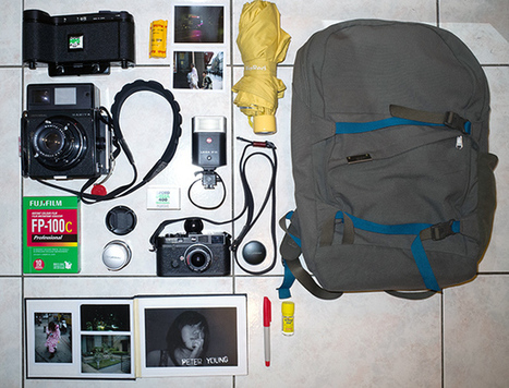 In your bag No: 1146 - Peter Young - Japan Camera Hunter | L'actualité de l'argentique | Scoop.it