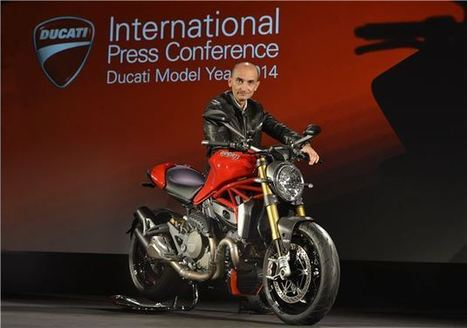 Ducati Unveils New, 2014 Monster 1200 In Milan - RoadracingWorld.com | Ducati | Scoop.it