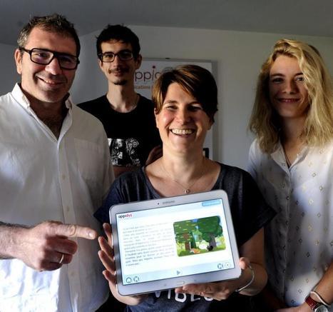 Une liseuse numérique pour aider les enfants dyslexiques | CaféAnimé | Scoop.it