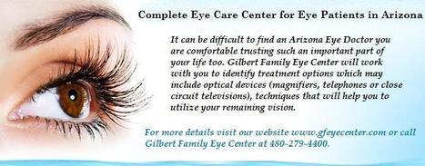 Get the Lasik Laser Eye Surgery in Phoenix and Arizona | Eye Care Clinic Center in Mesa Arizona | Scoop.it