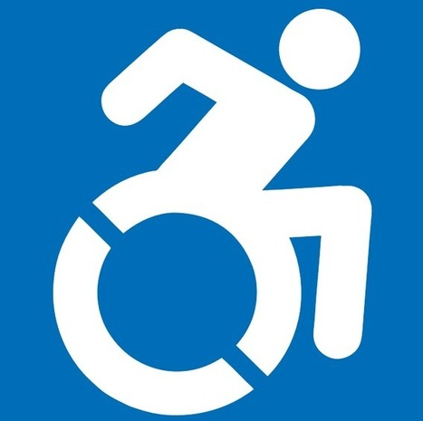 The handicap symbol gets an update — at least in New York state | INTRODUCTION TO THE SOCIAL SCIENCES DIGITAL TEXTBOOK(PSYCHOLOGY-ECONOMICS-SOCIOLOGY):MIKE BUSARELLO | Scoop.it