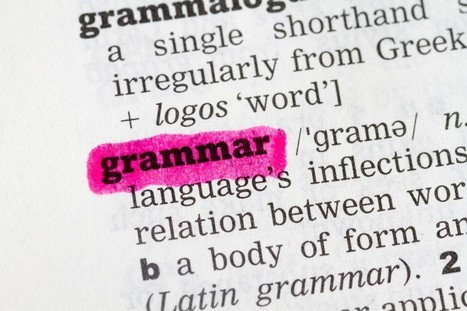12 Most Go-To Grammar Tips | 12most posts | Scoop.it