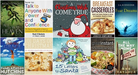 Todays Top 10 Free Ebooks Dec 6:  15 Letters To Santa, Breakfast Casseroles, Fear Dreams & more | Grocery List Savings | Scoop.it