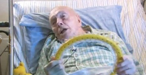 91-Year-old Has Knit 8,000 Hats For Homeless While in Hospice Care - Good News Network | This Gives Me Hope | Scoop.it
