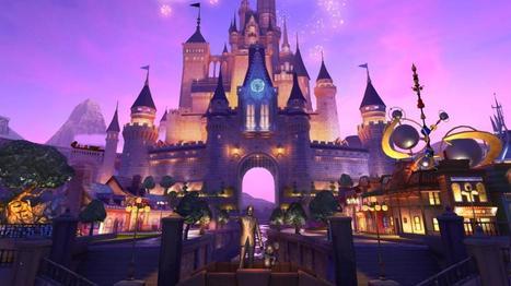 Disney dévoile son application Disney Movies VR | Vous avez dit Innovation ? | Scoop.it