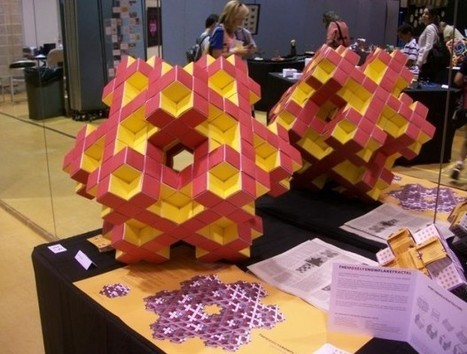 International Origami Artists Push the Boundaries | Transmedia: Multimodality Gives Voice | Scoop.it