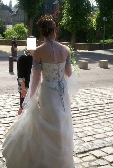 Robe de mariée Bochet création pas cher d'occasion 2012 - Champagne Ardenne - Marne (Haute) - Occasion du Mariage | la mode | Scoop.it