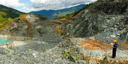 Colombia: Única mina de asbesto del país revive debate sobre riesgos en salud | Infraestructura Sostenible | Scoop.it