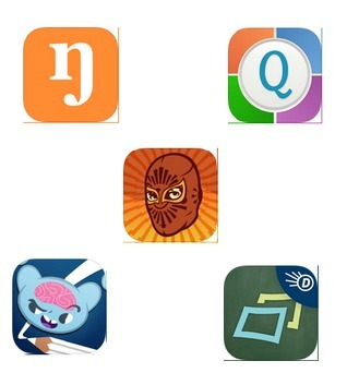 5 Good iPad Apps for Learning Vocabulary - EdTech & MLearning | School Leaders on iPads & Tablets | Scoop.it