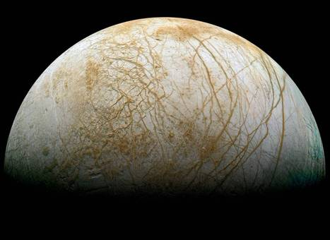 NASA is being forced by the US government to fly a mission to Europa – the most likely place we'll find alien life in the Solar System | ExtremeTech | ciberpocket | Scoop.it