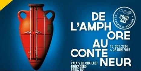 Musées De l'amphore au conteneur - lamuse | Life is wonderful ! | Scoop.it