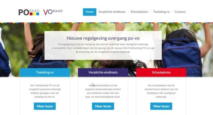Edu-Curator: Gespot! Website PO- en VO-Raad met info over de nieuwe regelgeving m.b.t. overgang po-vo | Educatief Internet - Gespot op 't Web | Scoop.it