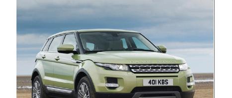 Focus2move| Land Rover global performance 2010-2015 | focus2move.com | Scoop.it