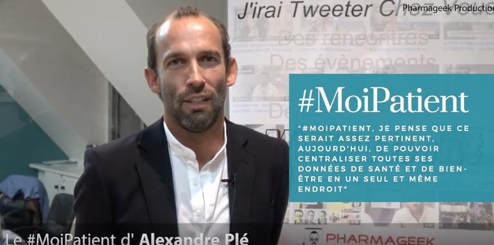 """""""#MoiPatient, je pense que ce serait assez pertinent, aujourd'hui, de pouvoir centraliser toutes ses données de santé et de bien-être en un seul et même endroit"""", Alexandre Plé, fondateur de Umanli...   PATIENT EMPOWERMENT & E-PATIENT   Scoop.it"""