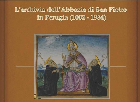 Fondo Abbazia benedettina di S. Pietro | Généal'italie | Scoop.it