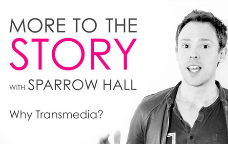 MORE TO THE STORY with Sparrow Hall – Why Transmedia? | #transmediascoop | Scoop.it