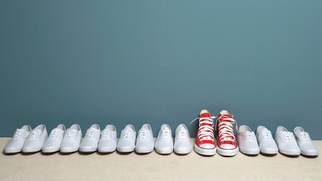 The Small Personal Risks That Actually Change Behavior   Leadership   Scoop.it